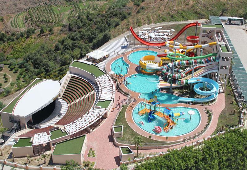 Waterparadijs Turkije