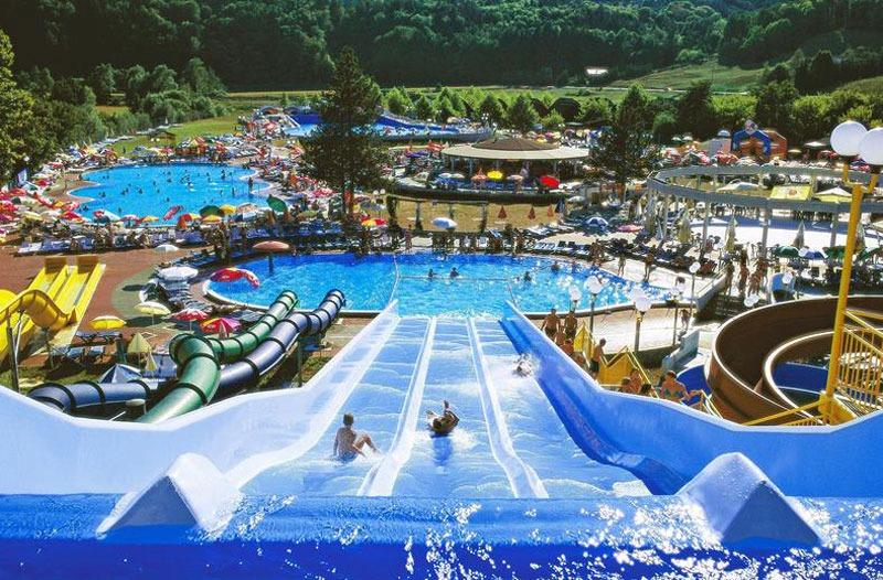 Slovenië Waterparken