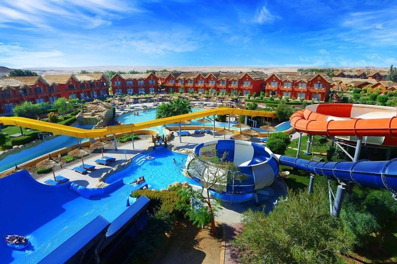Waterparken in Egypte