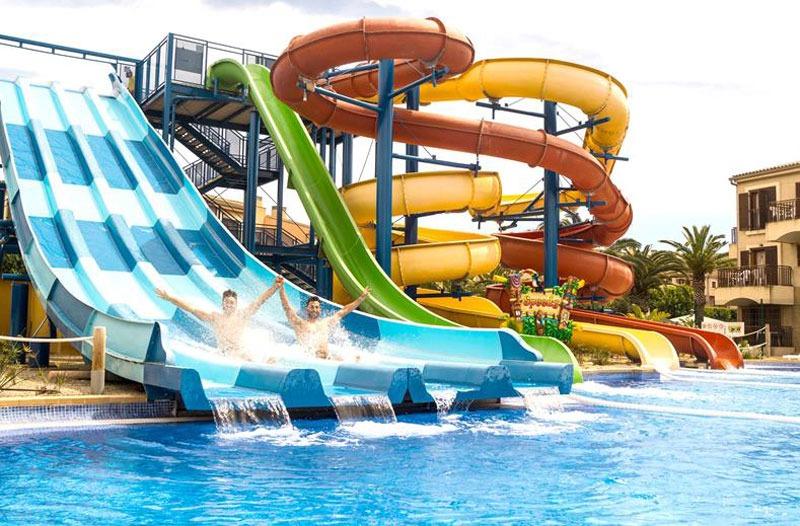 Waterparken Spanje
