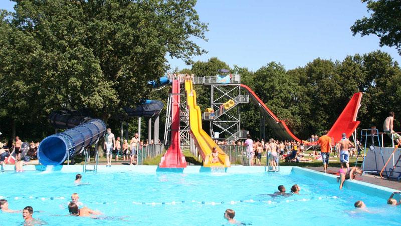 bungalowpark zwemparadijs Nederland