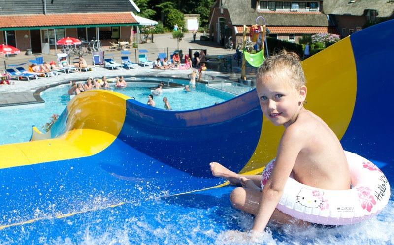 leuke camping in Ommen met zwembad