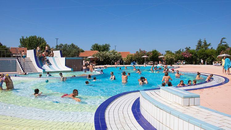 Aquaparken op vakantie Kroatie