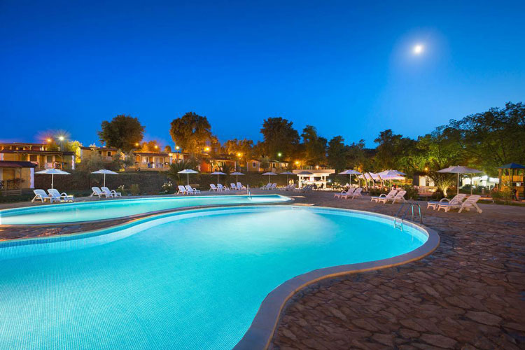 Vakantiepark kroatie met aquapark