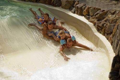 Waterparken in Nederland, subtropisch zwemparadijs op Landal De Vennenbos