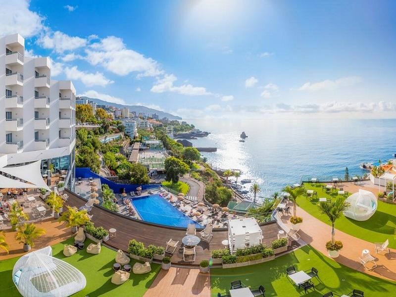 Zwembad Madeira