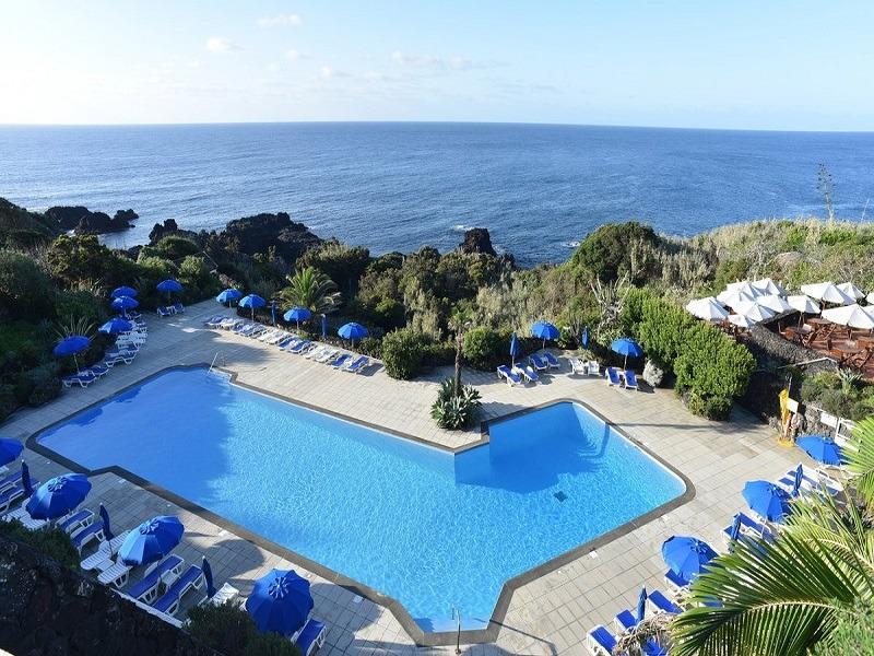 Caloura Resort in Portugal