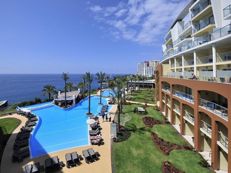 Hotel met zwembad Madeira