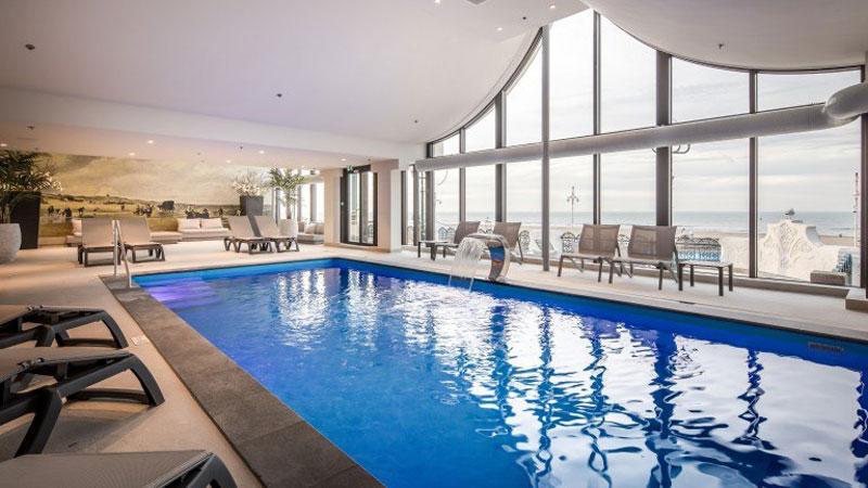 Grand Hotel Amrath Kurhaus The Hague zwembad