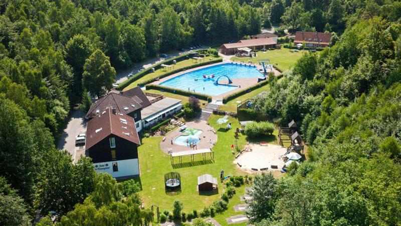 Hotel met binnenzwembad Nederland
