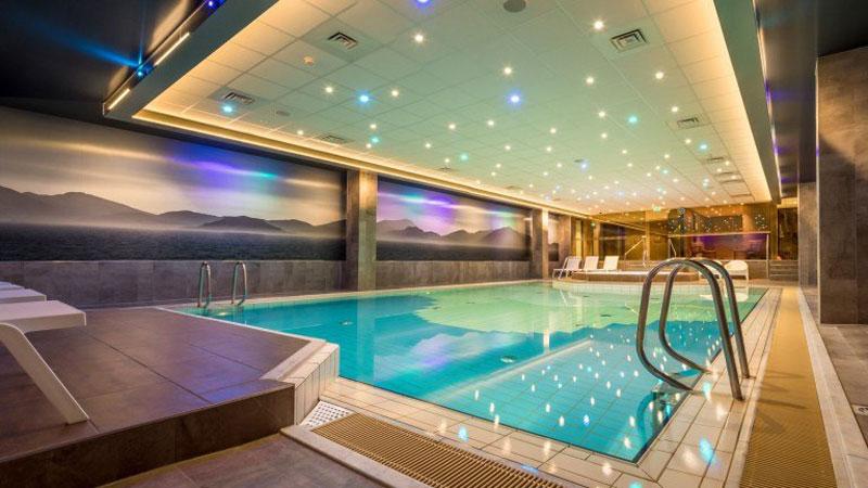 Hotel Zuiderduin zwembad