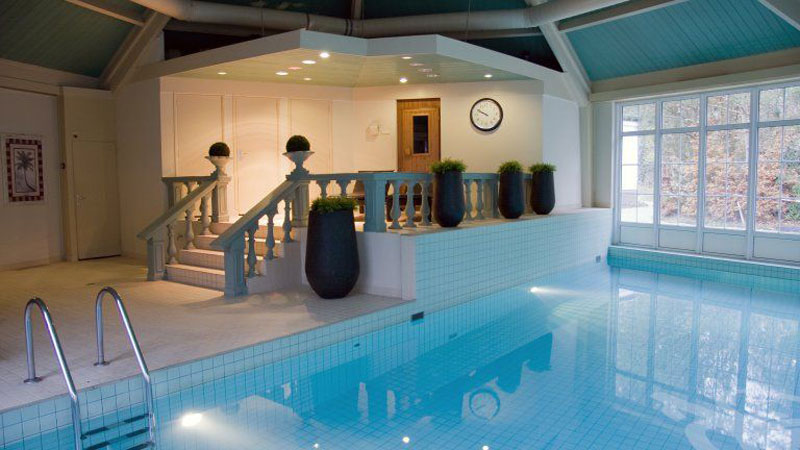 Landgoedhotel Villa Vennendal zwembad