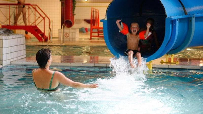 Westcord Aparthotel Boschrijck zwembad