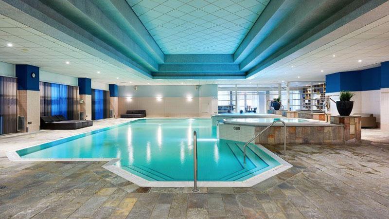Hotel HUP zwembad