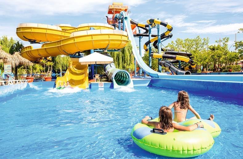 hotel Corfu Splashworld Aqualand Village