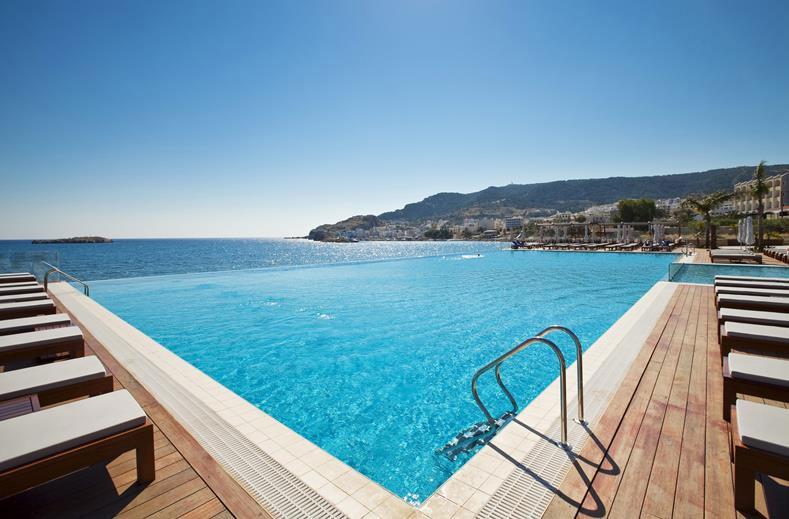 hotel Karpathos Alimounda Mare