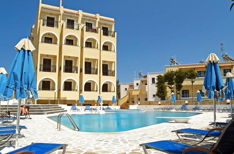 hotels Griekenland, Blue Bay