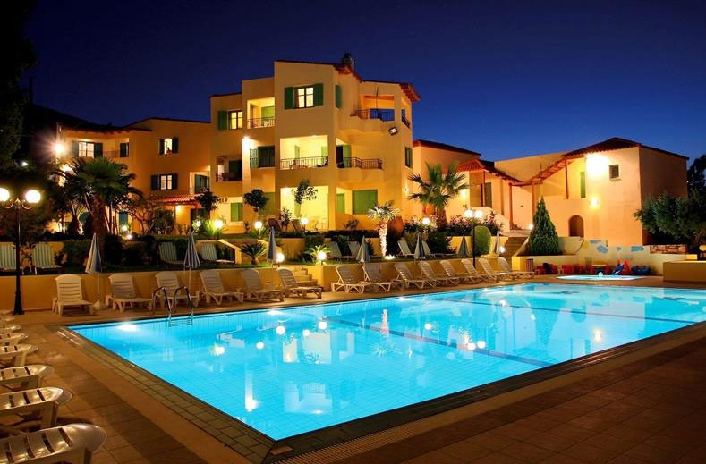 hotels Griekenland, Sylvia