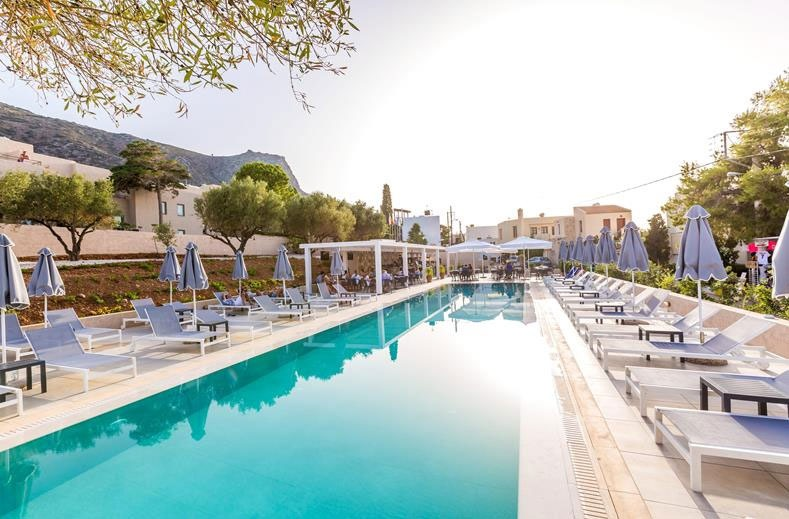 Mooi hotel op Kreta