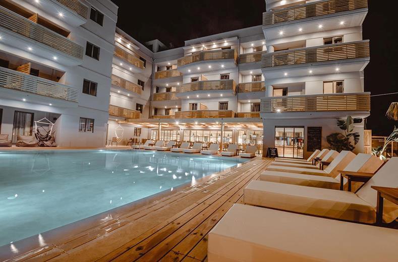 The Z Club Hotel op Kreta