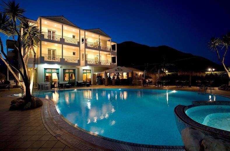 hotel Griekenland Lefkas