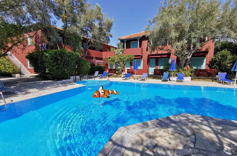 Villa Kazazis Griekenland