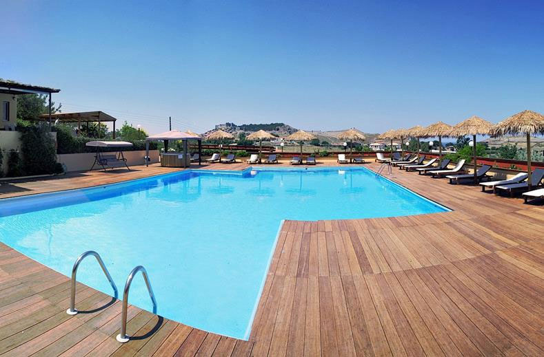 hotel Lesbos, Hotel Belvedere