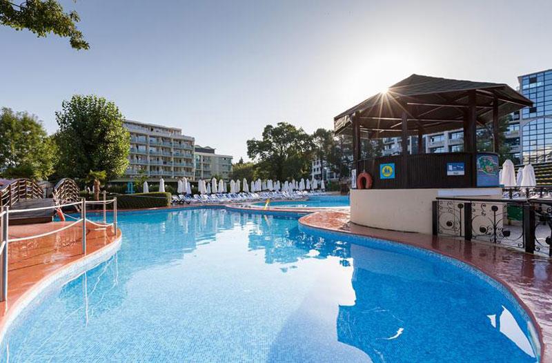 Hotels Sunny Beach met zwembad