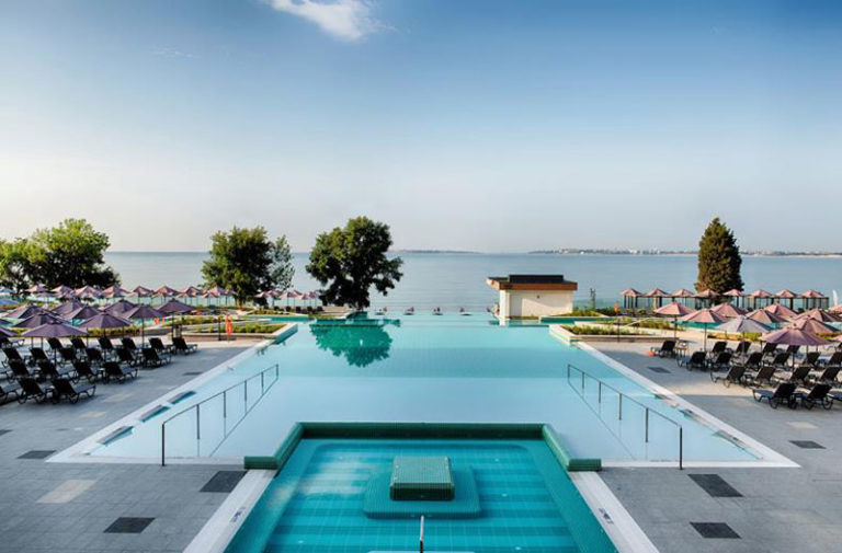 Mooiste hotels met zwembad in Sunny Beach