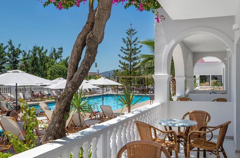 Appartement Zakynthos met zwembad
