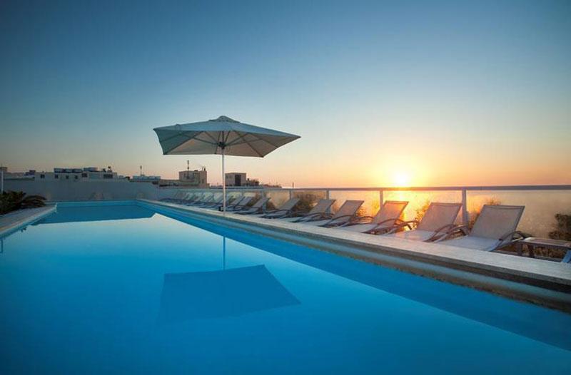 Hotels Malta met zwembad