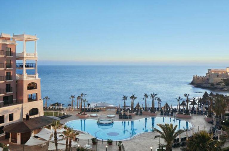 Mooiste hotels met zwembad op Malta