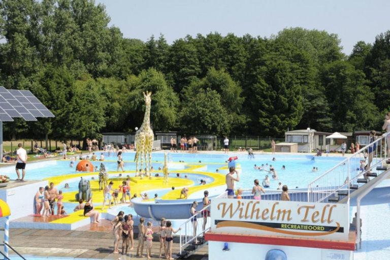 Fantastisch vakantiepark in België met groot zwembad