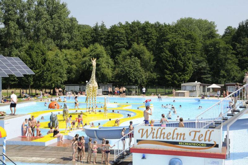 vakantiepark België met zwembad