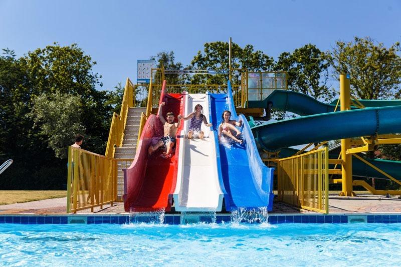 Vakantiepark Zeeland met zwembad