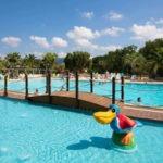 Prachtig vakantiepark aan de Côte d'Azur met fijn zwembad