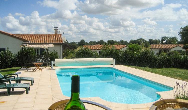 Francecomfort zwembad Frankrijk