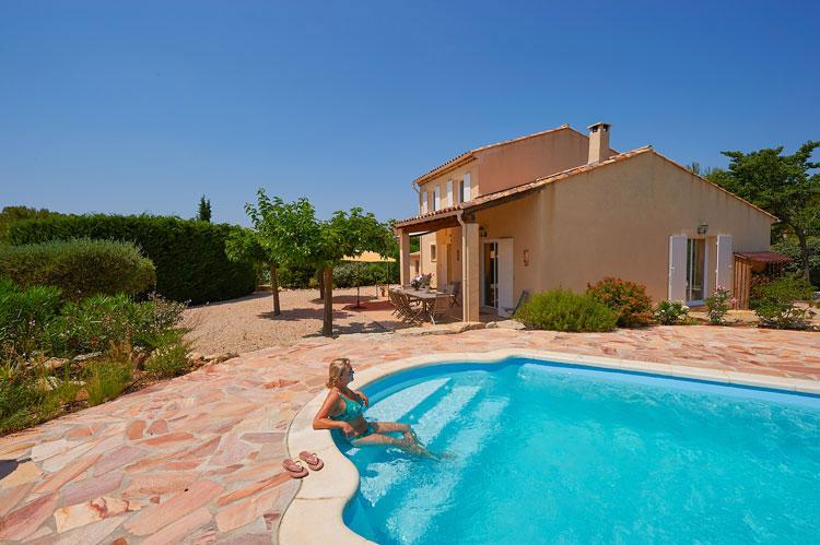 Vakantiepark in Zuid-Frankrijk